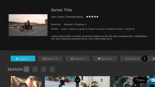 Series Details Option A